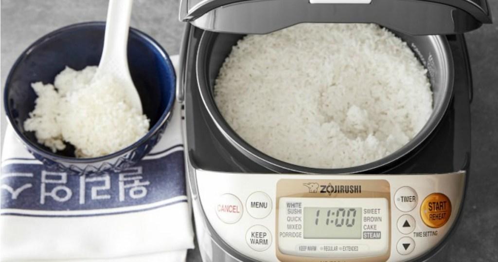 Zojirushi Rice Maker