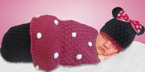 Newborn Crochet Costumes as Low as $3.99 Shipped + More