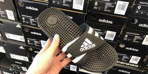 Adidas Sandals from $11 Each Shipped (Regularly $30)