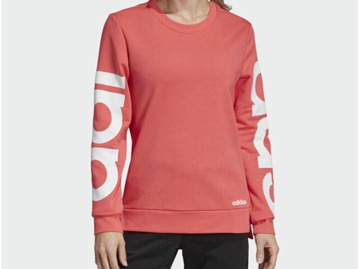 adidas women's essentials sweatshirt