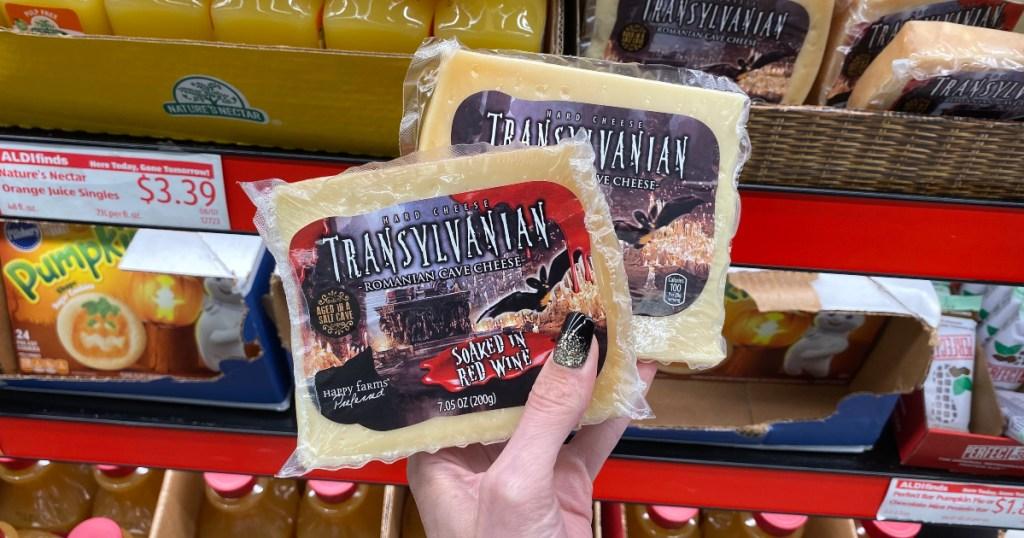Transylvanian Cave cheese