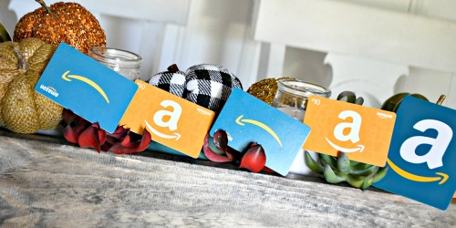 Here's How You Can Win a $10 Amazon Gift Card From Hip2Save