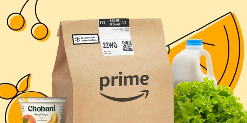 Amazon Now Offering FREE 2-Hour Grocery Delivery