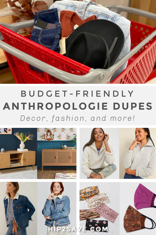 17 Anthropologie Dupes Buy For Less At Target Walmart Hip2save