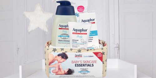 Aquaphor Welcome Baby Gift Set Only $13.98 Shipped at Amazon (Regularly 20)