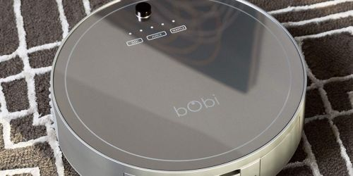 bObsweep bObi Pet Robotic Vacuum Cleaner Only $199 Shipped at The Home Depot (Regularly $329) + More
