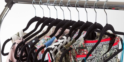 Velvet Hangers 50-Pack Just $10.99 at Zulily
