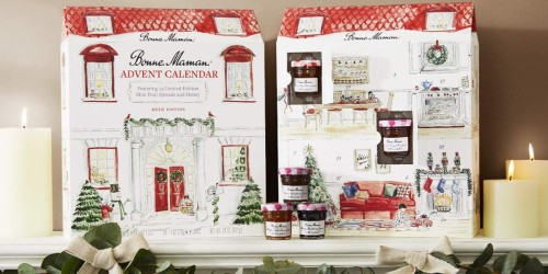 The 2020 Bonne Maman Advent Calendar is Back in Stock (+ You Can Score Free $10 Amazon Credit!)