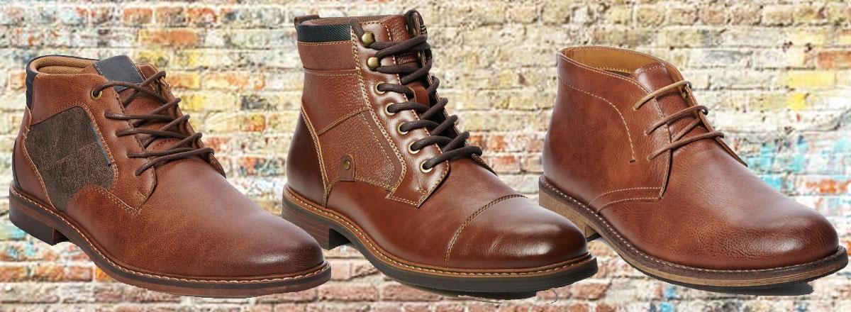 sonoma men's boots at kohl's