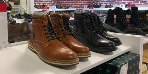 Buy One, Get One FREE Boots for the Entire Family on Kohls.com