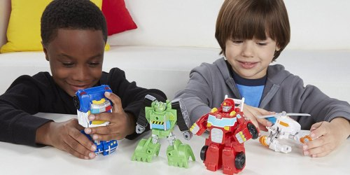 Playskool Heroes Transformers Rescue Bots Only $20.99 at Amazon (Regularly $35)