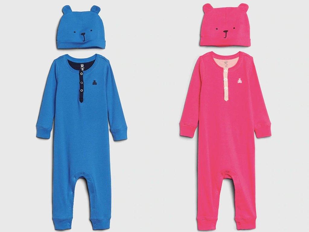 baby brennan sleepwear
