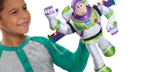 Disney Toy Story 4 Buzz Lightyear Plush Only $9.97 (Regularly $25)