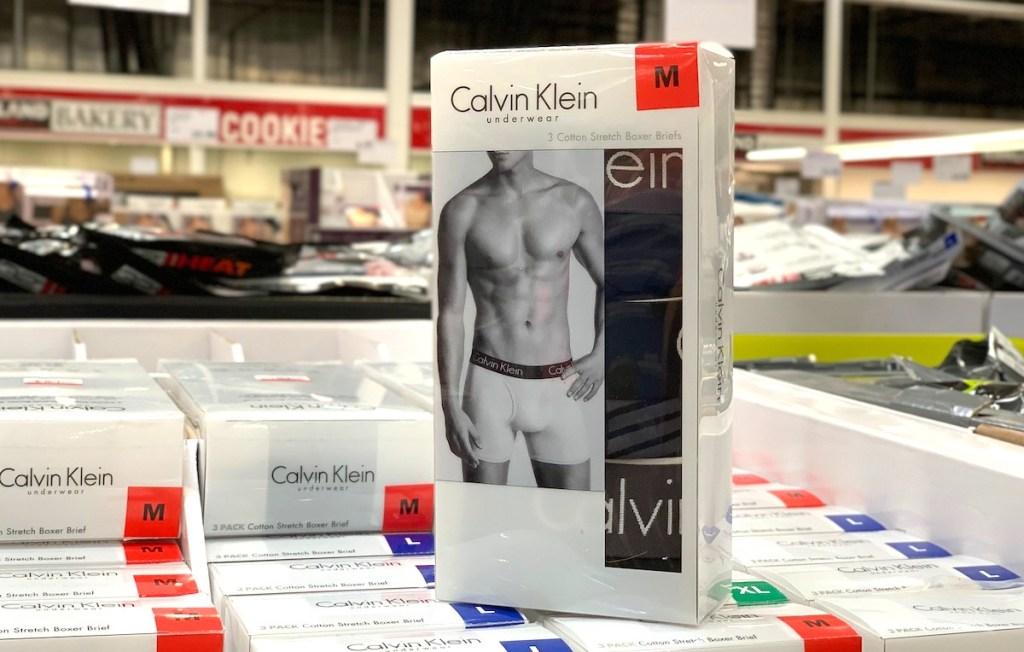mens calvin klein underwear in store
