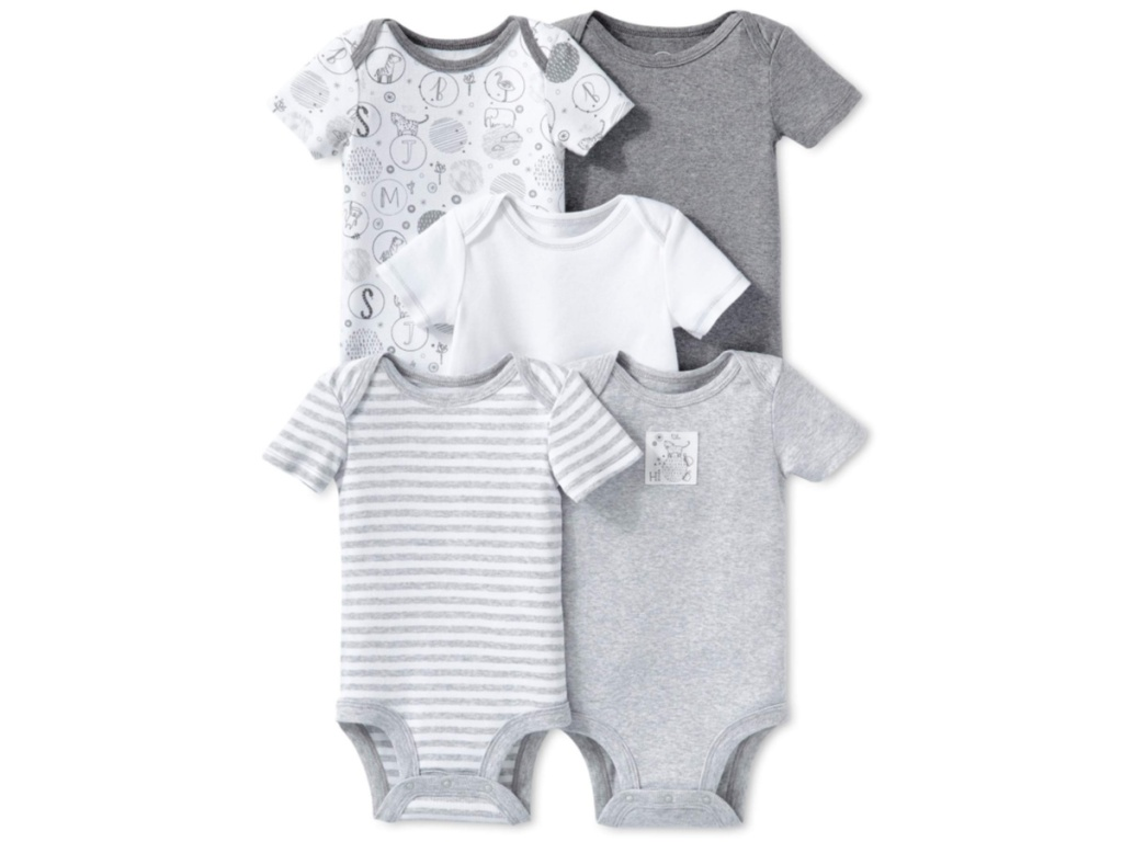 carters body suits