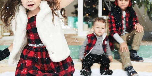 Carter's Baby & Toddler 3-Piece Vest Sets as Low as $7.99 at Kohl's (Regularly $32)