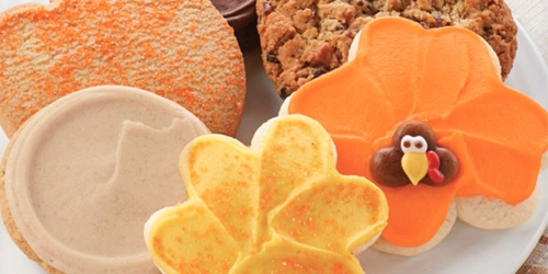 Cheryl's Cookies Thanksgiving Sampler AND $10 Reward Card Only $9.99 Shipped
