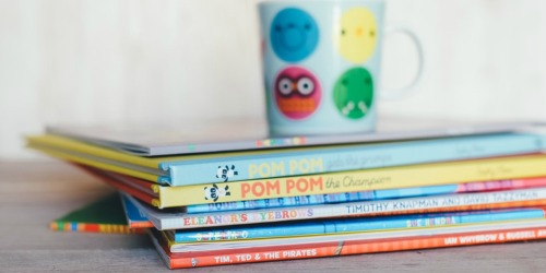 Scholastic 50-Book Collections Only $54.50 Shipped for Educators | Just $1.09 Per Book