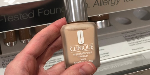 $334 Worth of Clinique Products Only $60 Shipped