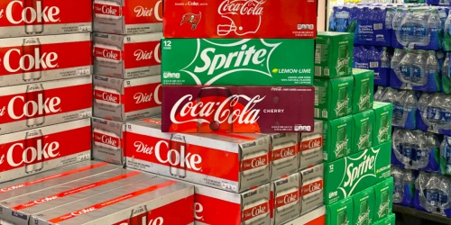 Coca-Cola 12-Packs Just $2.74 Each at Target (In-Store & Online) | Stock up for Holiday Parties