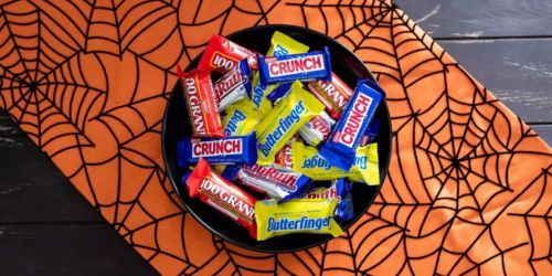 Halloween Candy Variety Bags Just $7.49 Each at Target