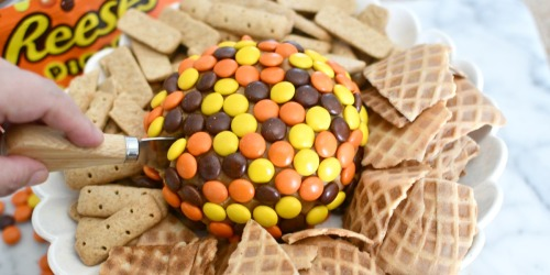Stop Everything and Make This Reese's Peanut Butter Ball