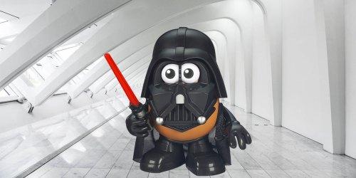 Disney Star Wars Mr. Potato Head Darth Tater Only $7.99 at Walmart (Regularly $20)