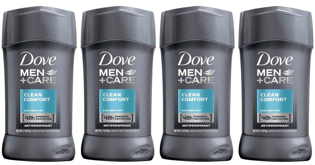 dove men+care clean comfort deodorant