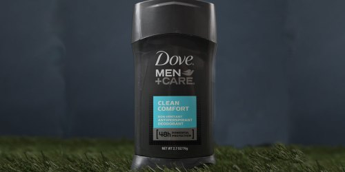 Dove Men+Care Deodorant as Low as $2.57 Each at Amazon