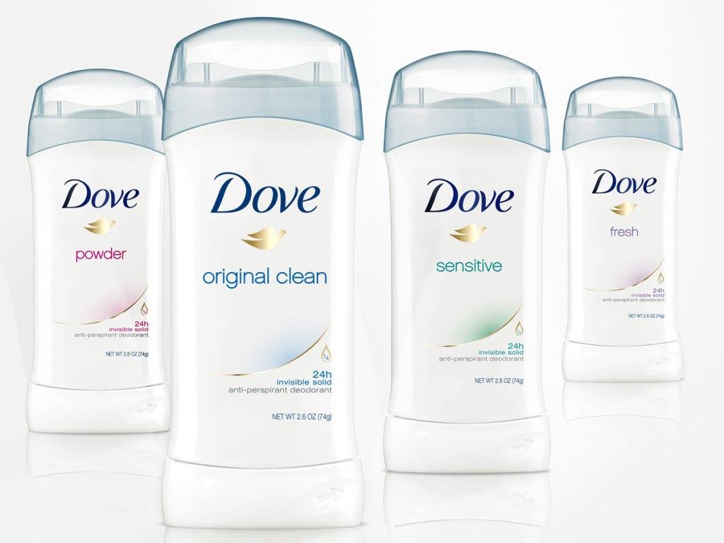 dove deodorant sensitive skin