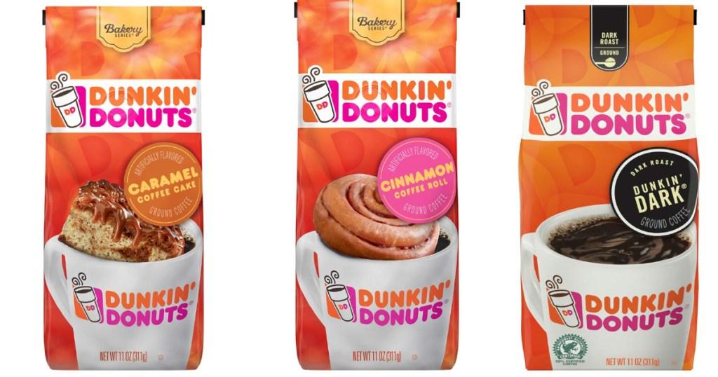 dunkin donuts bagged coffee