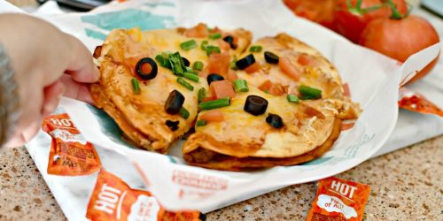 Skip the Drive-Thru and Make Your Own Taco Bell Mexican Pizza at Home