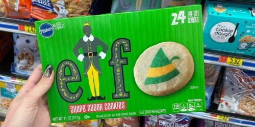Sweet Savings on Pillsbury elf Cookies & Other Holiday Treats at Walmart