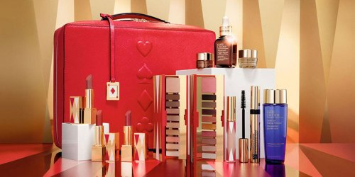 $500 Worth of Estee Lauder Cosmetics Just $115 Shipped | 13 Full-Size Products