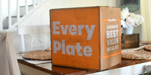 Get Dinner Done with America's Best Value Meal Kit | Only $3.33 Per Meal Delivered