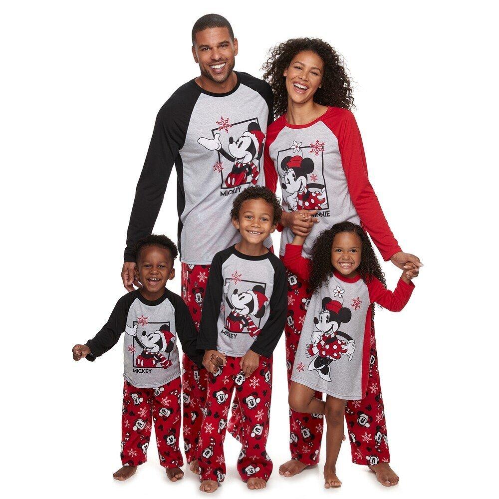 Disney Mickey Matching Family Pajamas