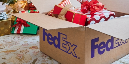 Need to Ship or Receive a UPS or FedEx Package this Holiday? These Stores Have You Covered!