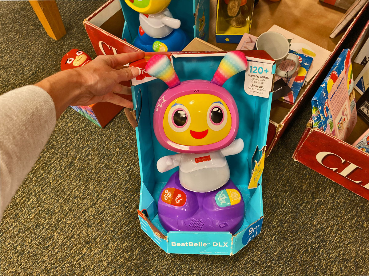 Fisher Price Beat Belle DLX barnes and noble