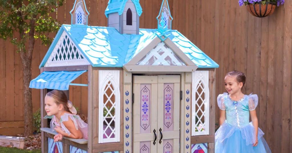 Frozen Arendelle playhouse