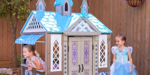 KidKraft Disney Frozen Arendelle Playhouse Just $249.99 Shipped (Regularly $350)