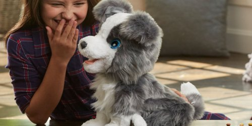 FurReal Ricky the Trick-Lovin Interactive Pup Only $24.99 Shipped at Costco