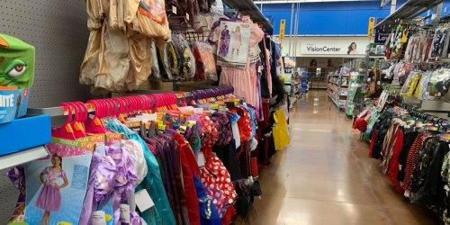 Up to 65% Off Halloween Costumes at Walmart | LEGO, Disney, Jojo Siwa + More