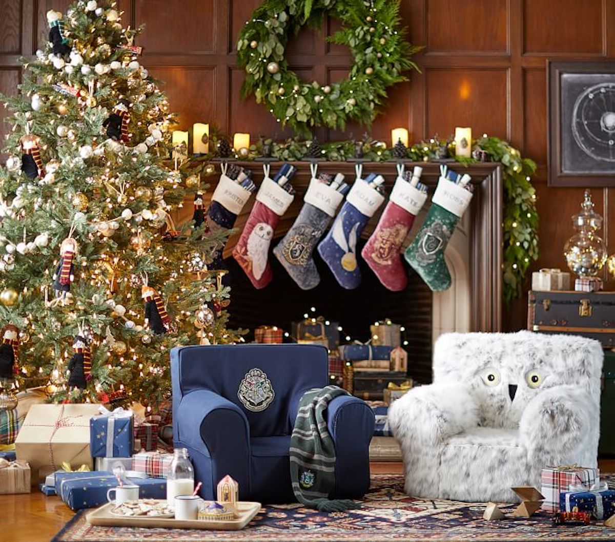 Pottery Barn Launches Harry Potter Collections For Kids