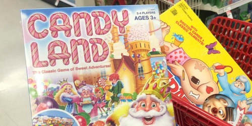 Candy Land Only $4.79 at Target.com + More Hasbro Game Deals