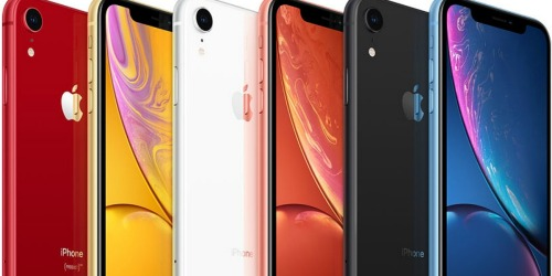 iPhone XR Only $8 Per Month for Sprint Customers