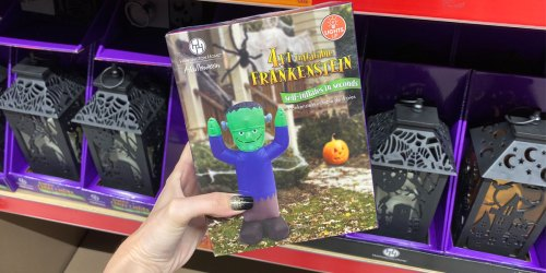 ALDI Halloween Finds   Outdoor Inflatables, Lanterns & More