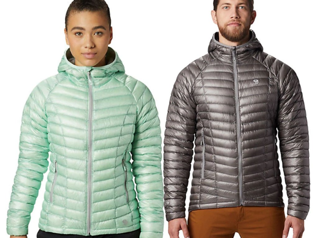 mountain hardwear jackets