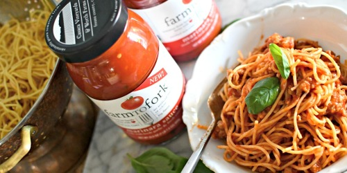 My New Favorite Marinara Sauce Has No Added Sugar & High Quality Ingredients