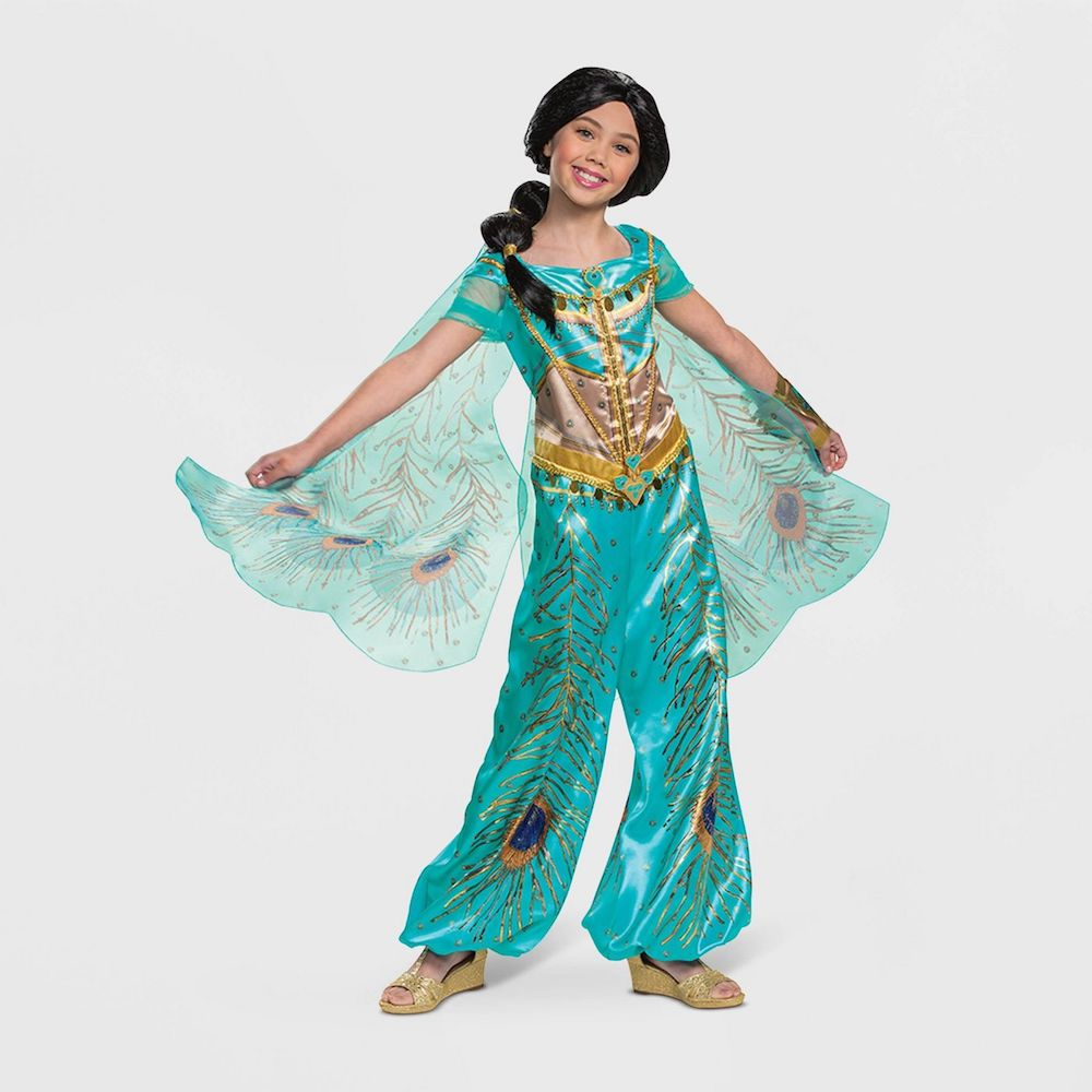 Jasmine Costume on girl