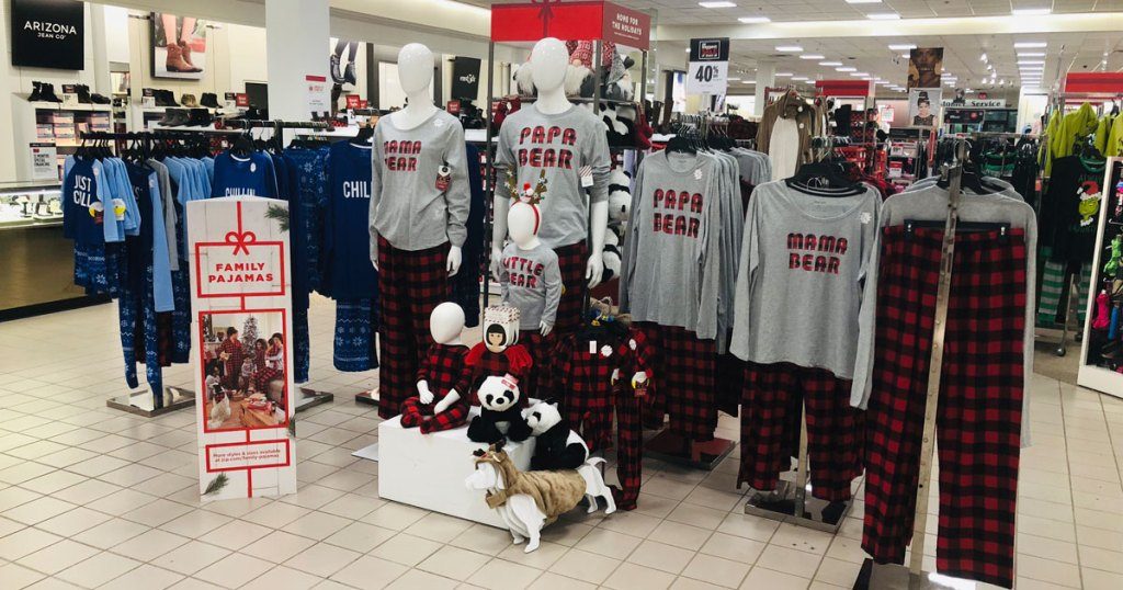 jcpenney-matching-pajamas